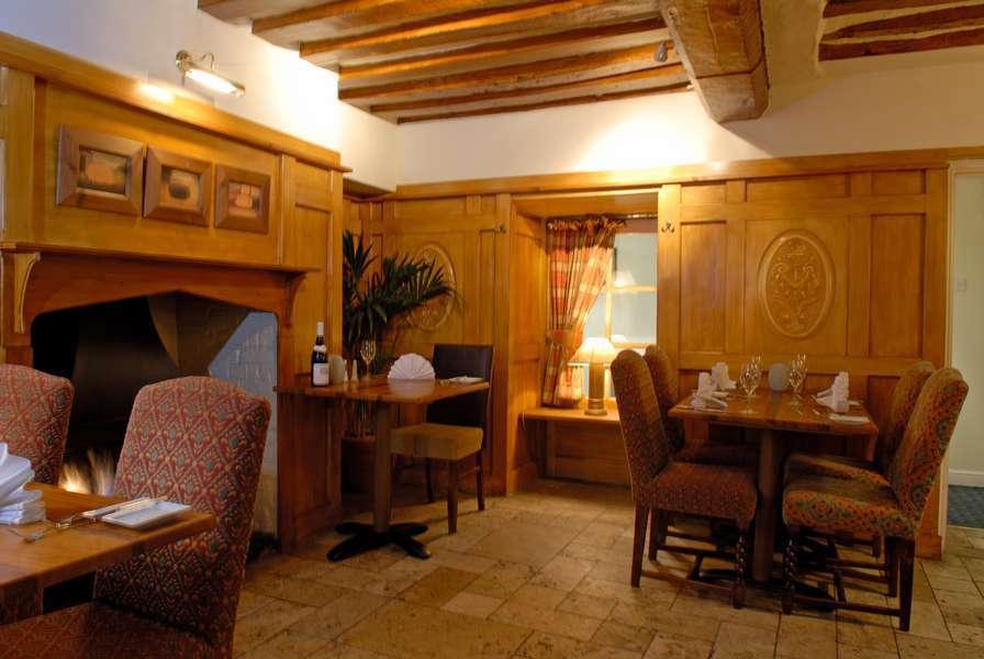Deddington Restaurant Oxfordshire