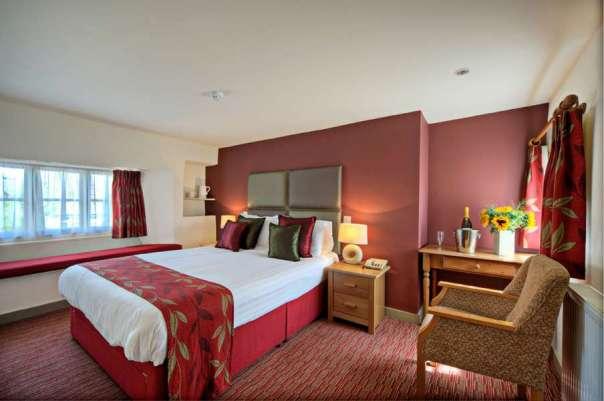 Deddington Standard Double Room near Oxford