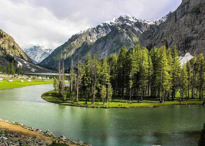River Swat