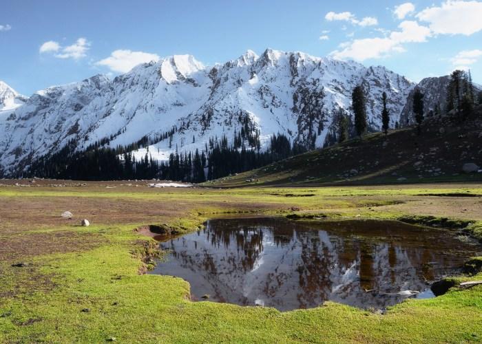 Jahaz Banda Kumrat valley