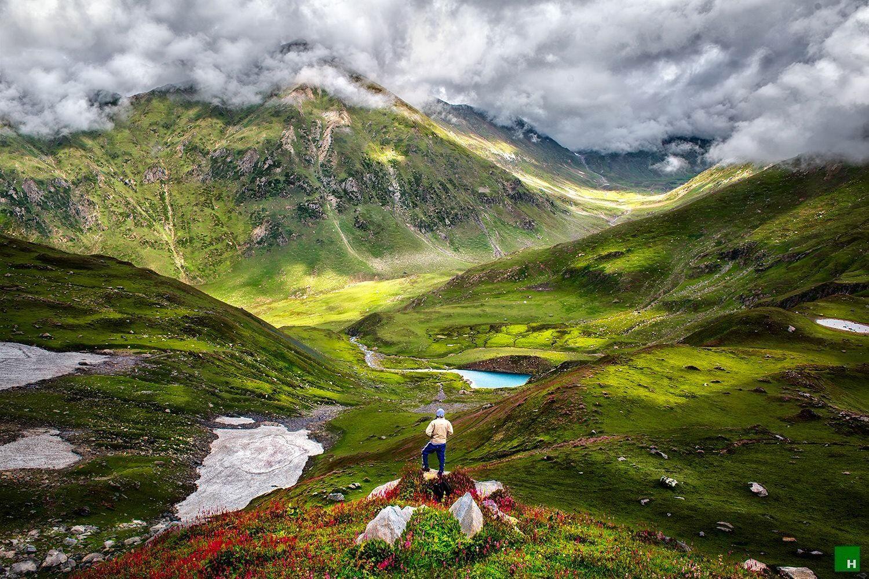 Ratti Gali lake Neelum Valley Kashmir