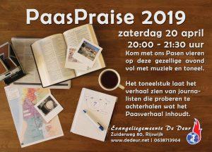 Folder PaasPraise 2019