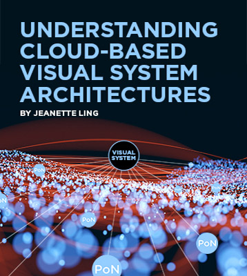 Cloud-based Visual Systems