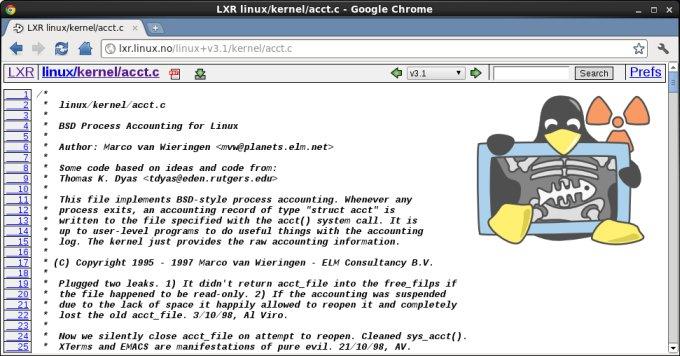LXR site