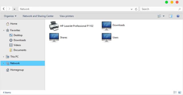 Explorer, drives icons