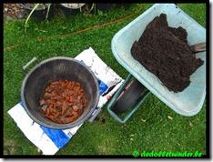 Grond om peper te verplanten