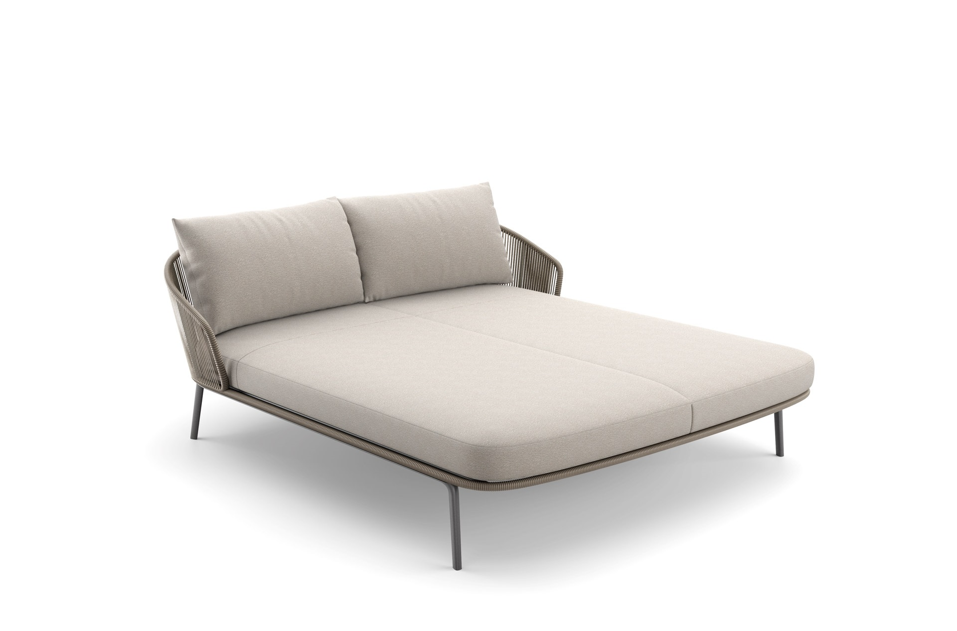 Dedon Rilly Double Daybed
