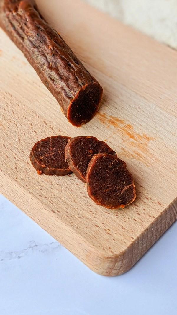 recetas veganas imprescindibles chorizo de calabaza