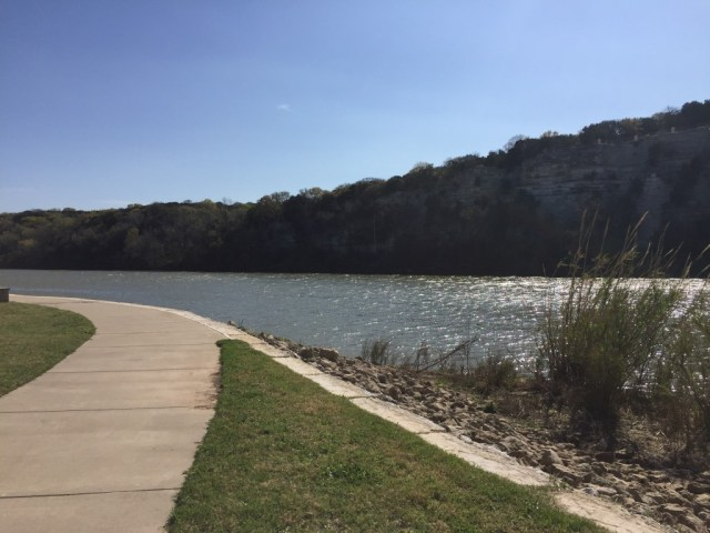 Cameron Park East, along the beautiful Brazos River