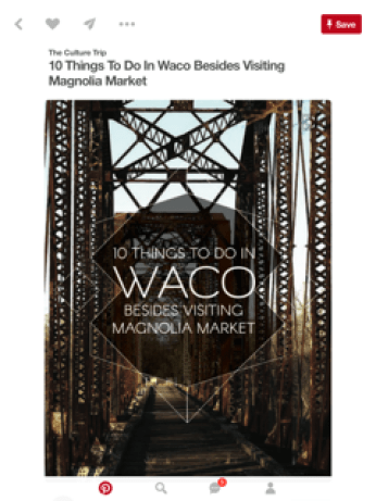 Waco: our small urban town