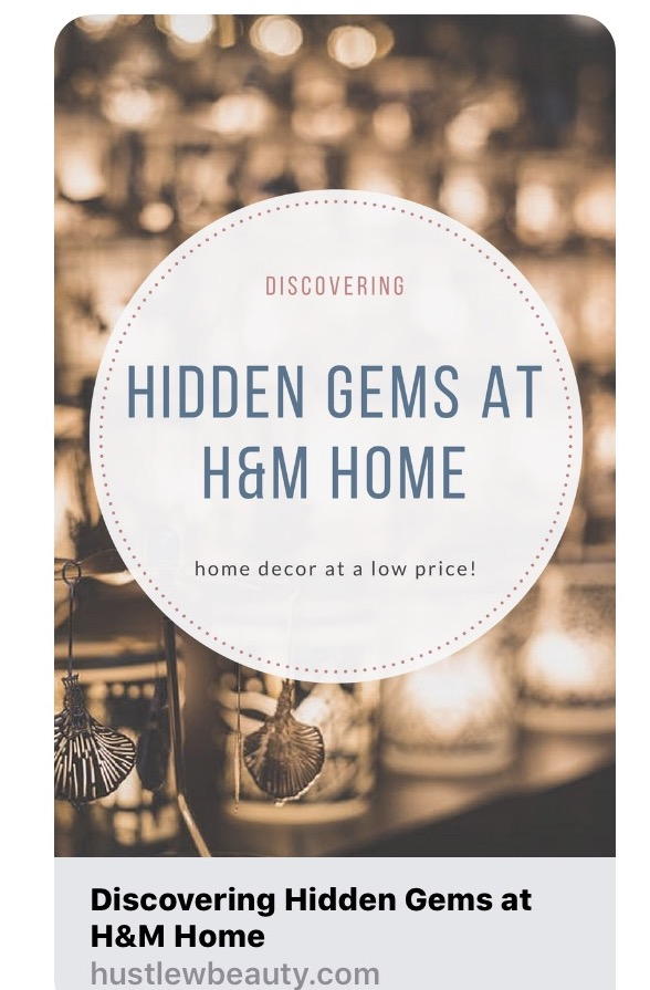 Discover Hidden Gems Online With the H&M Home