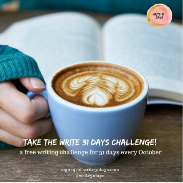 Fifteen Days of A Writing Challenge