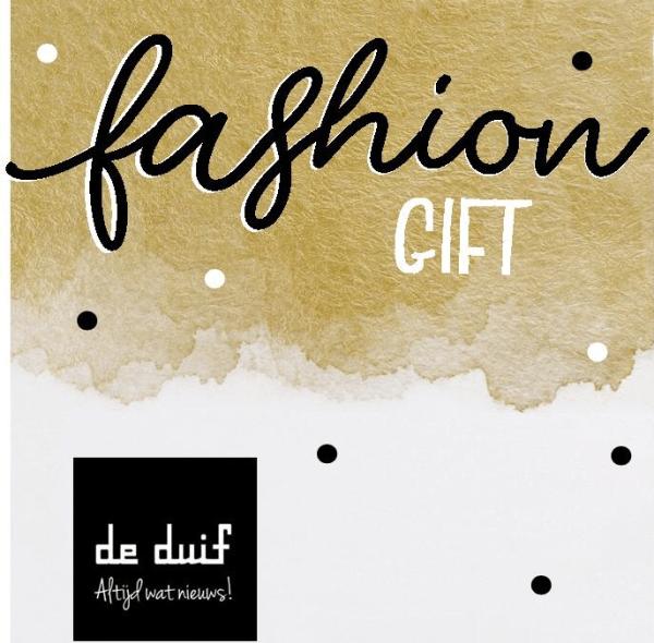 Fashion Gift Cadeaucard