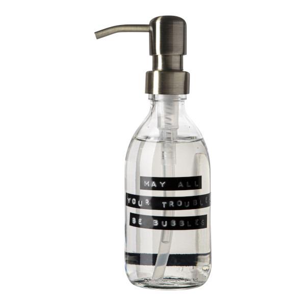 Wellmark - May All Your Troubles - Fresh Linen Handzeep - 250 ml