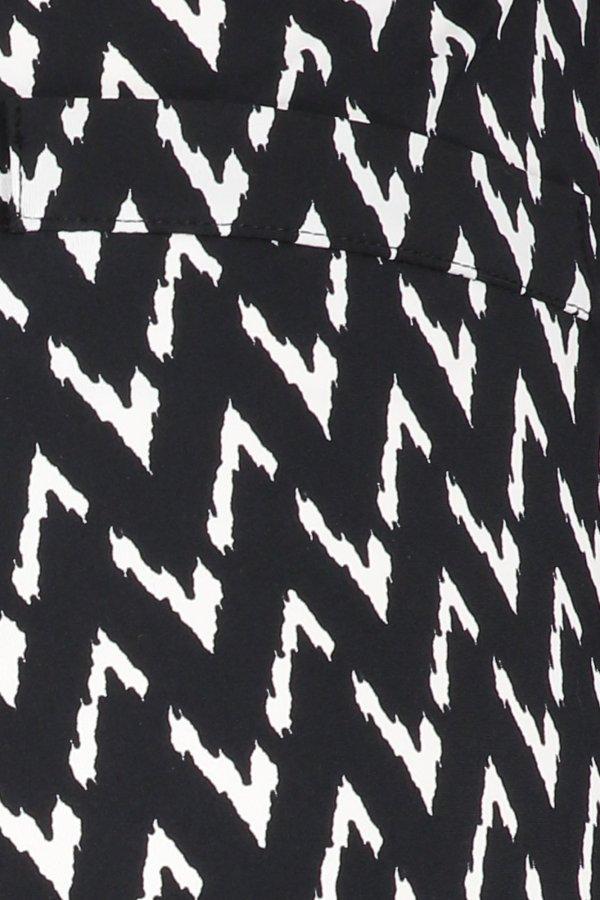 Romee Zig Zag Short – Studio Anneloes – Black Nieuw Short