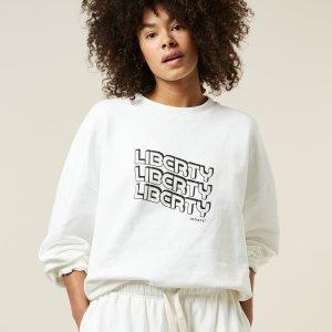 Liberty Sweater – 10DAYS – Ecru 10Days Sweater