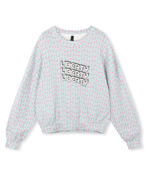 Liberty Sweater - 10DAYS - Floral