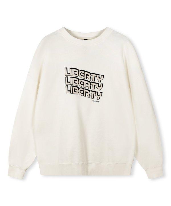 Liberty Sweater - 10DAYS - Ecru