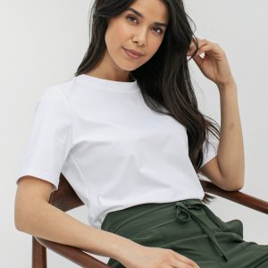 Travel Tee – Studio Anneloes – White Nieuw T-shirt