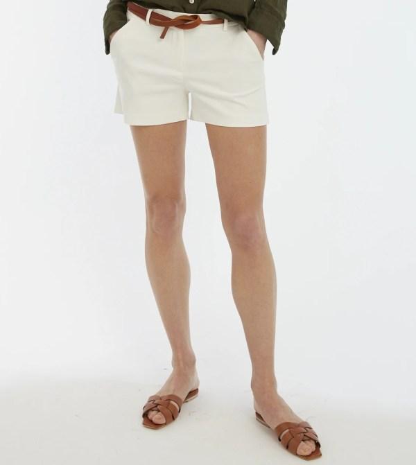 Casual Shorts Daisy - Bellamy - Ecru