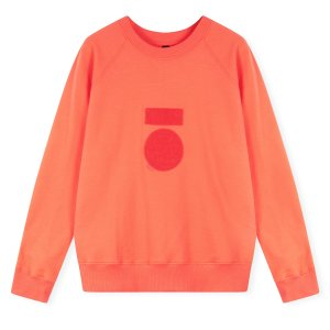 Sweater Terry - 10DAYS - Coral