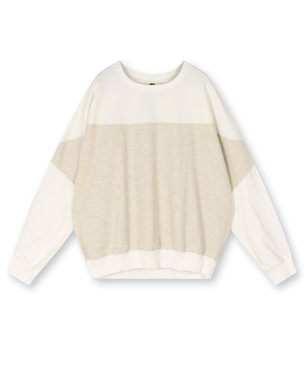 Baseball Sweater - 10DAYS - Sand