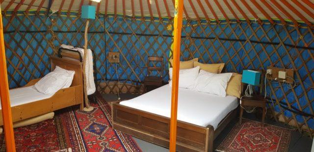 Bedden Yurt De Duiventoren