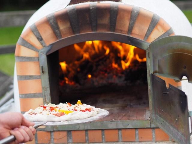 pizza-oven duiventoren