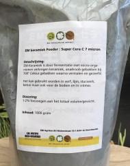Super Cera C EM Keramiek Poeder