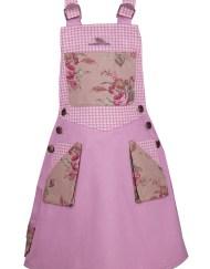 Mini jurk met handige zakken