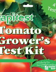 Tomaten Grondtestkit