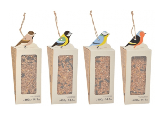 4 seizoenen vogelvoer