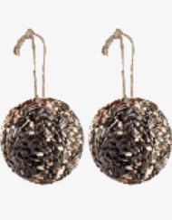 Vogelvoerbollen Zonnebloempitten,