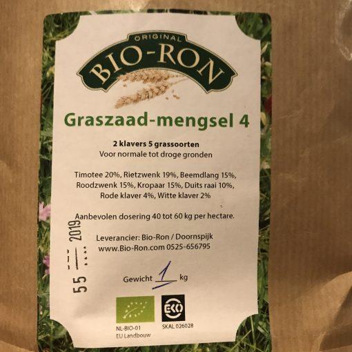 Bio-Ron Graszaad mengsel 4