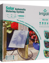 Solar automatische bewatering