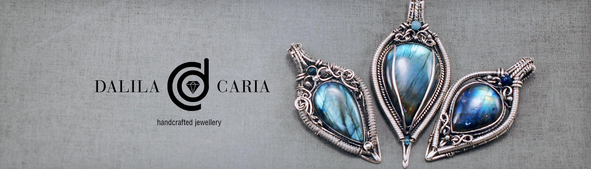 Dalila Caria – Bijutaria Artesanal – Handcrafted Jewellery