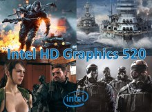 Intel HD Graphics 520