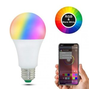 20 Modes Dimmable Bulb Fun Dancing Deecomtech
