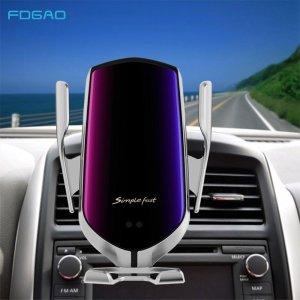 Car Wireless Charger Bluetooth Deecomtech