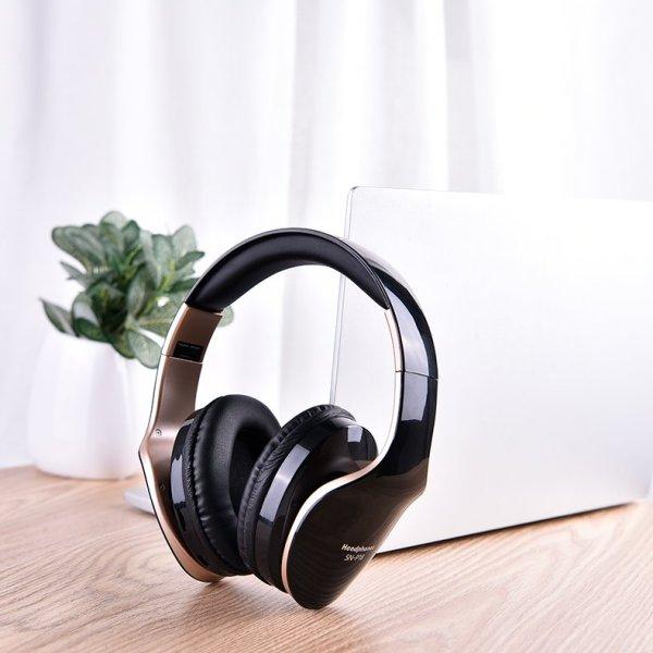 Headphones Headsets Wirless Foldable Deecomtech Store