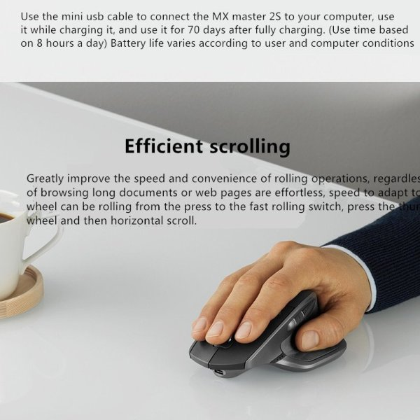 Wireless Mouse For Big Hands Deecomtech Store