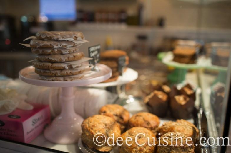 Oatmeal treats at OatMeals NYC