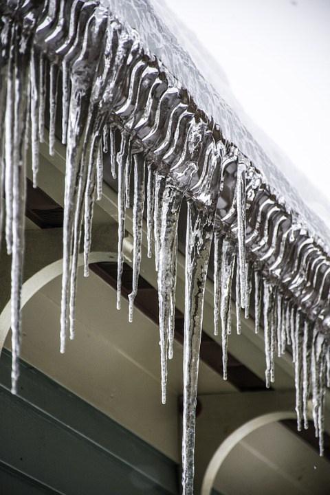 Bergen County Frozen Gutters