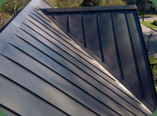 Passaic County Standing Seam Metal Roofing