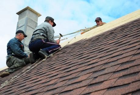 Roof Repairs in Hunterdon County