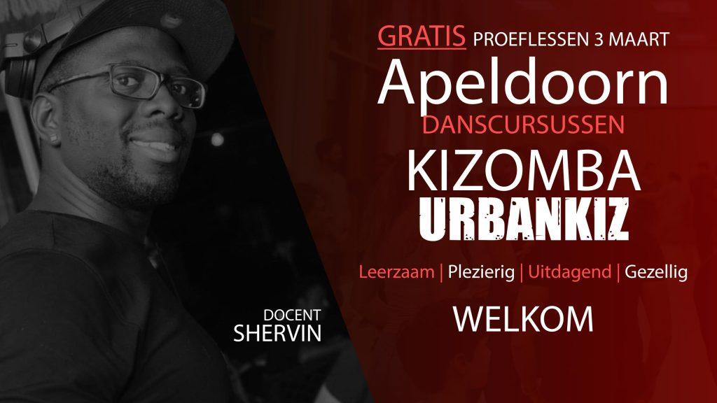 Kizomba Urbankiz cursussen in Apeldoorn