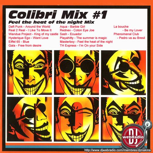 Djmakina presente - Colibri Mix #1 500pxl