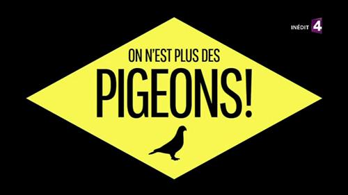on n'est plus des pigeons jeux vidéo