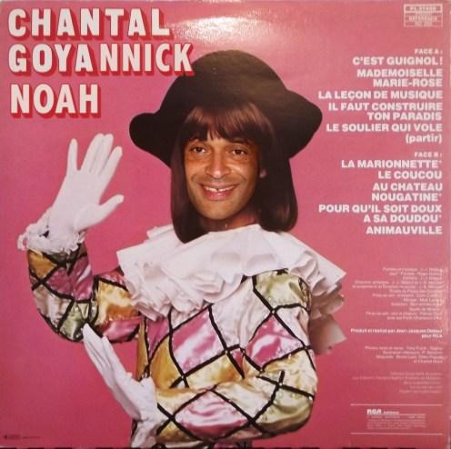 CHANTAL GOYANNICK NOAH