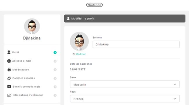 Compte Nintendo 01